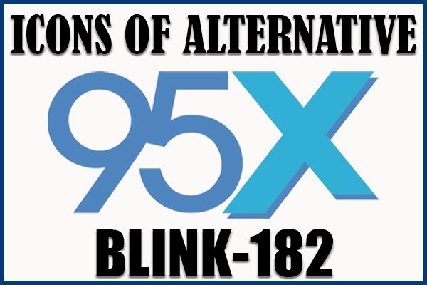 Icons of Alternative | Blink 182
