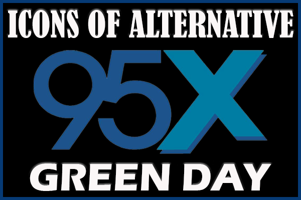 Icons of Alternative | Green Day