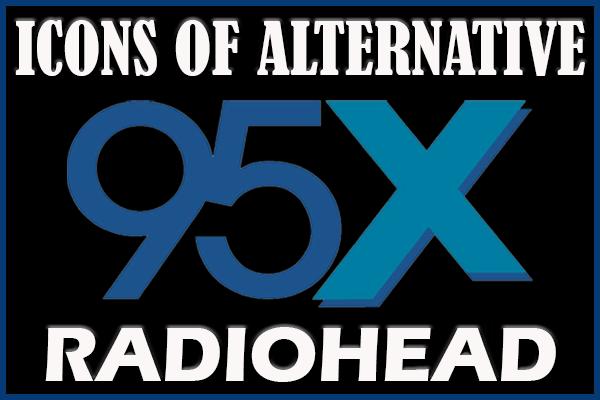 Icons of Alternative | Radiohead