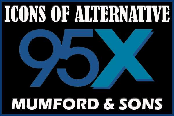 Icons of Alternative | Mumford & Sons