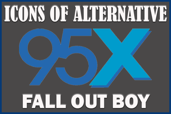Icons of Alternative | Fall Out Boy