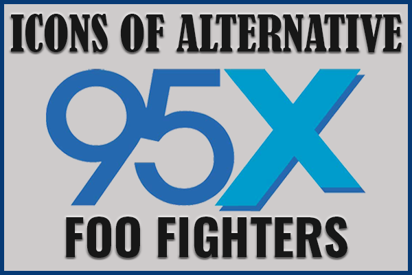 Icons of Alternative | Foo Fighters