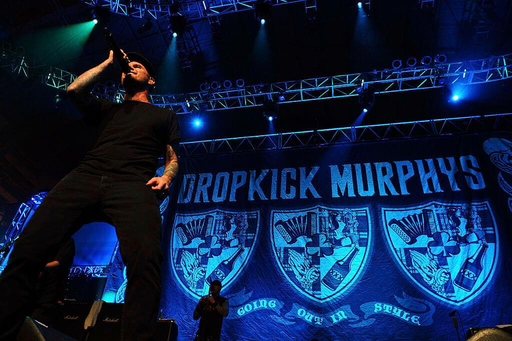 Dropkick Murphys to Livestream on St. Patrick's Day