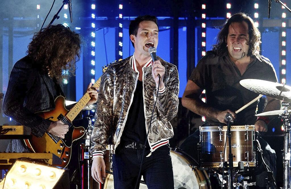 New Album From The Killers Needs Mixing, Singer Needs Surgery
