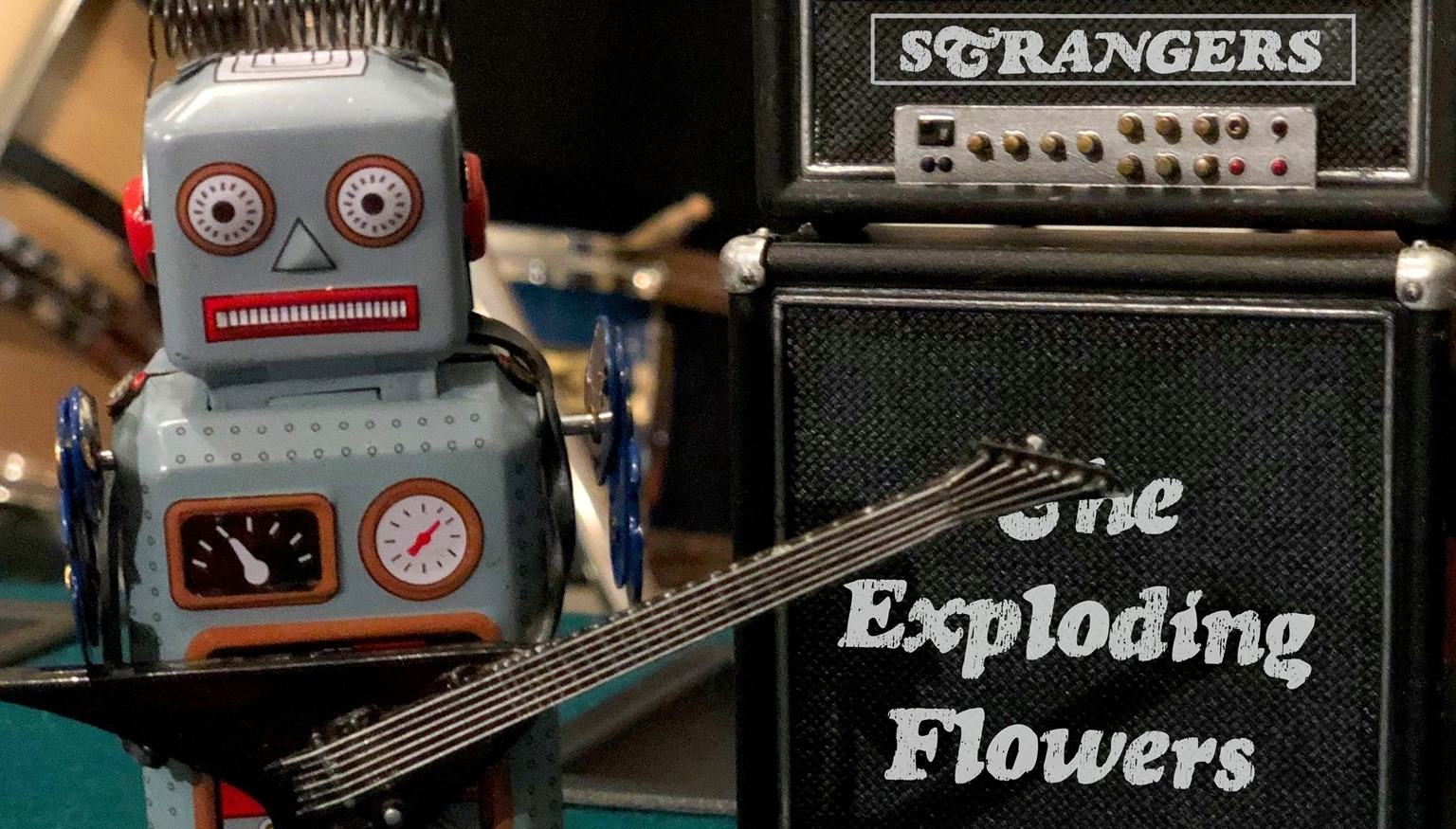 """Locals Only Spotlight: The Exploding Flowers """"Strangers"""""""