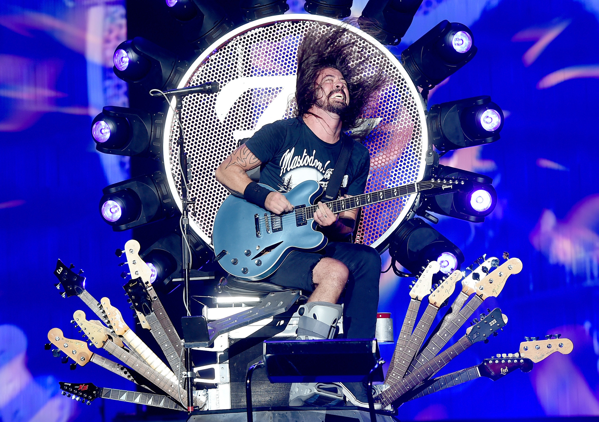 Dave Grohl's Memoirs are Coming