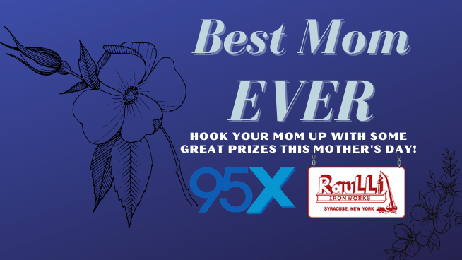 Best Mom EVER | Mothers Day Contest