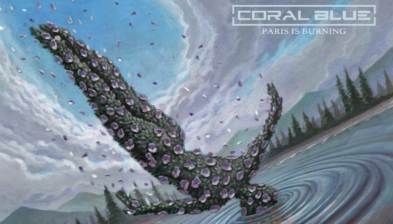 """Locals Only Spotlight: Coral Blue """"Paris Is Burning"""""""
