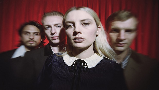 Wolf Alice Drop Chapter 8 in their Video Series