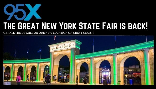 The Great New York State Fair 2021