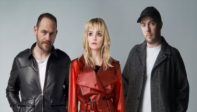 Chvrches Showcase Tracks from Screen Violence
