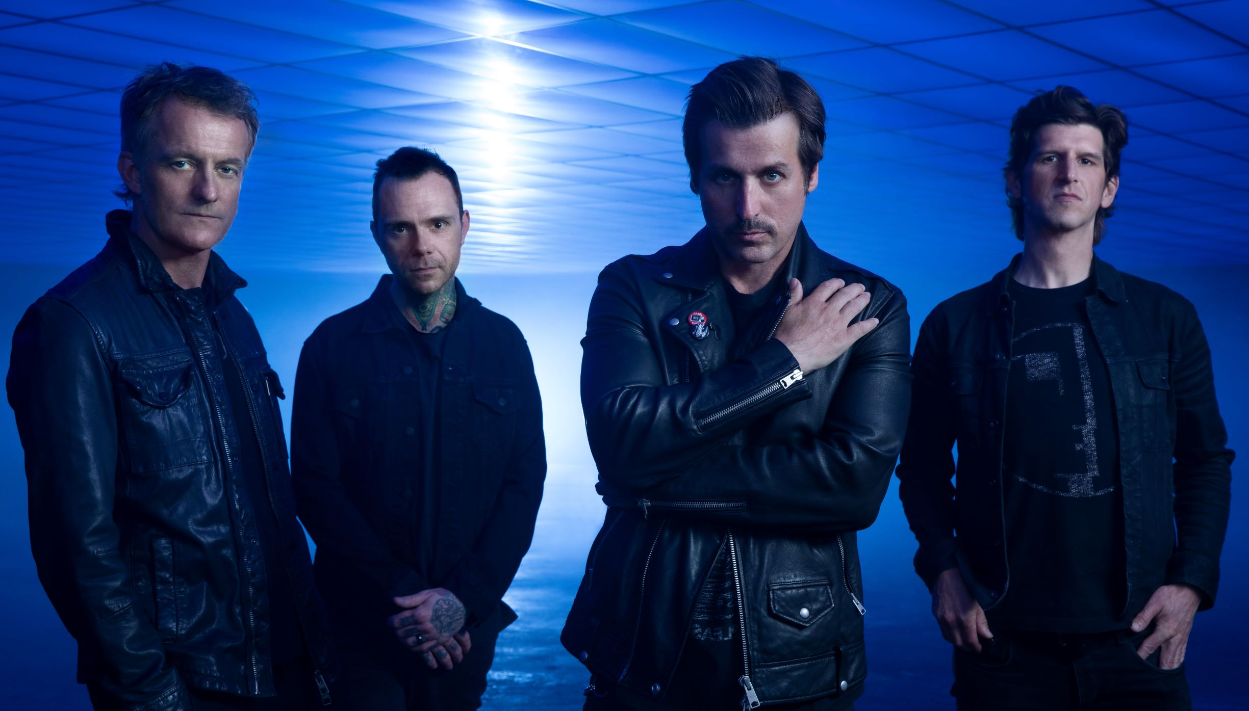 """The Drop: Our Lady Peace """"Stop Making Stupid People Famous"""""""