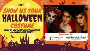 "95X ""Virtual Halloween Costume Contest"