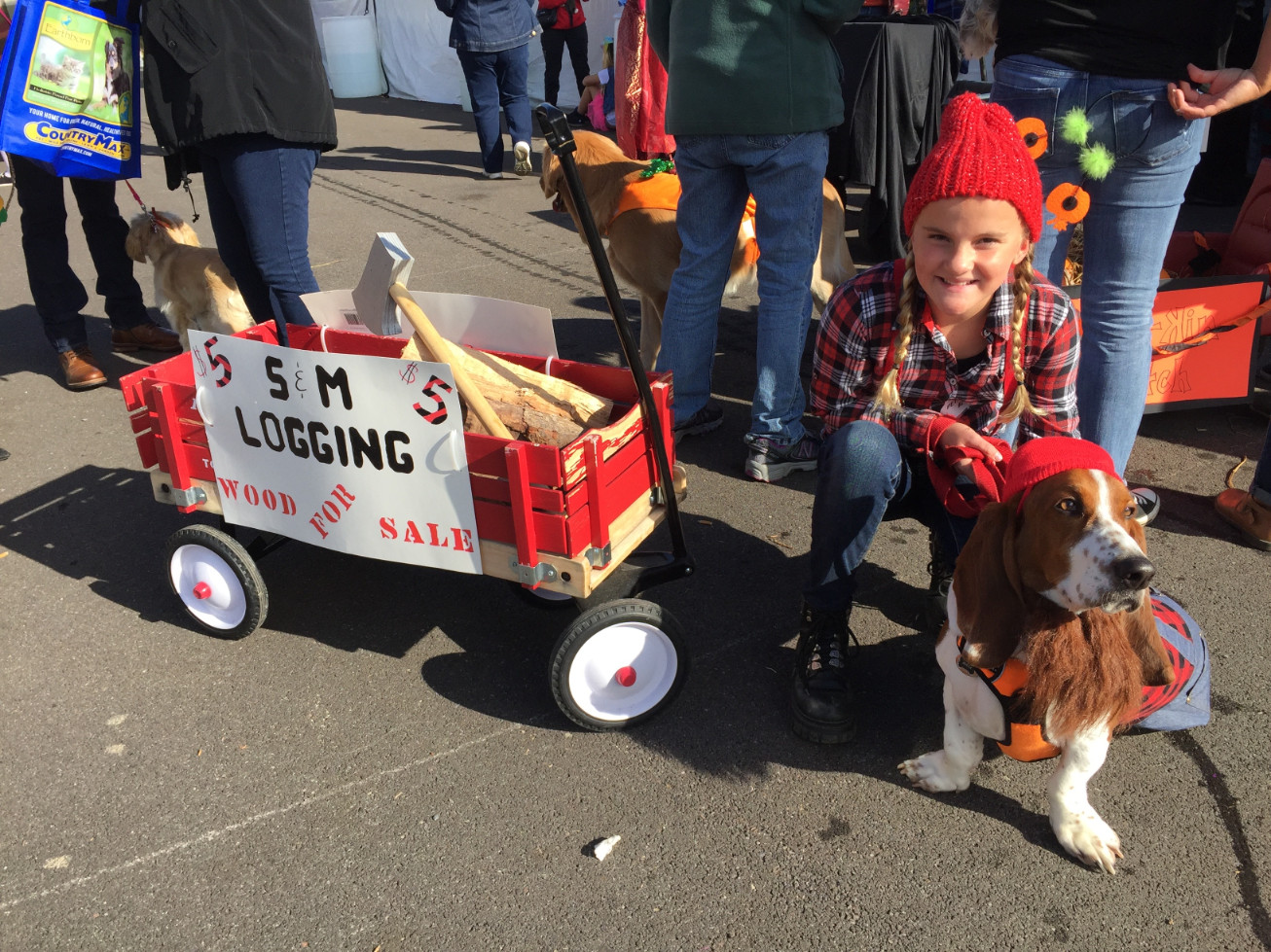 [Photo Gallery] Ted & Amy's 93Q Pet Costume Contest 2017