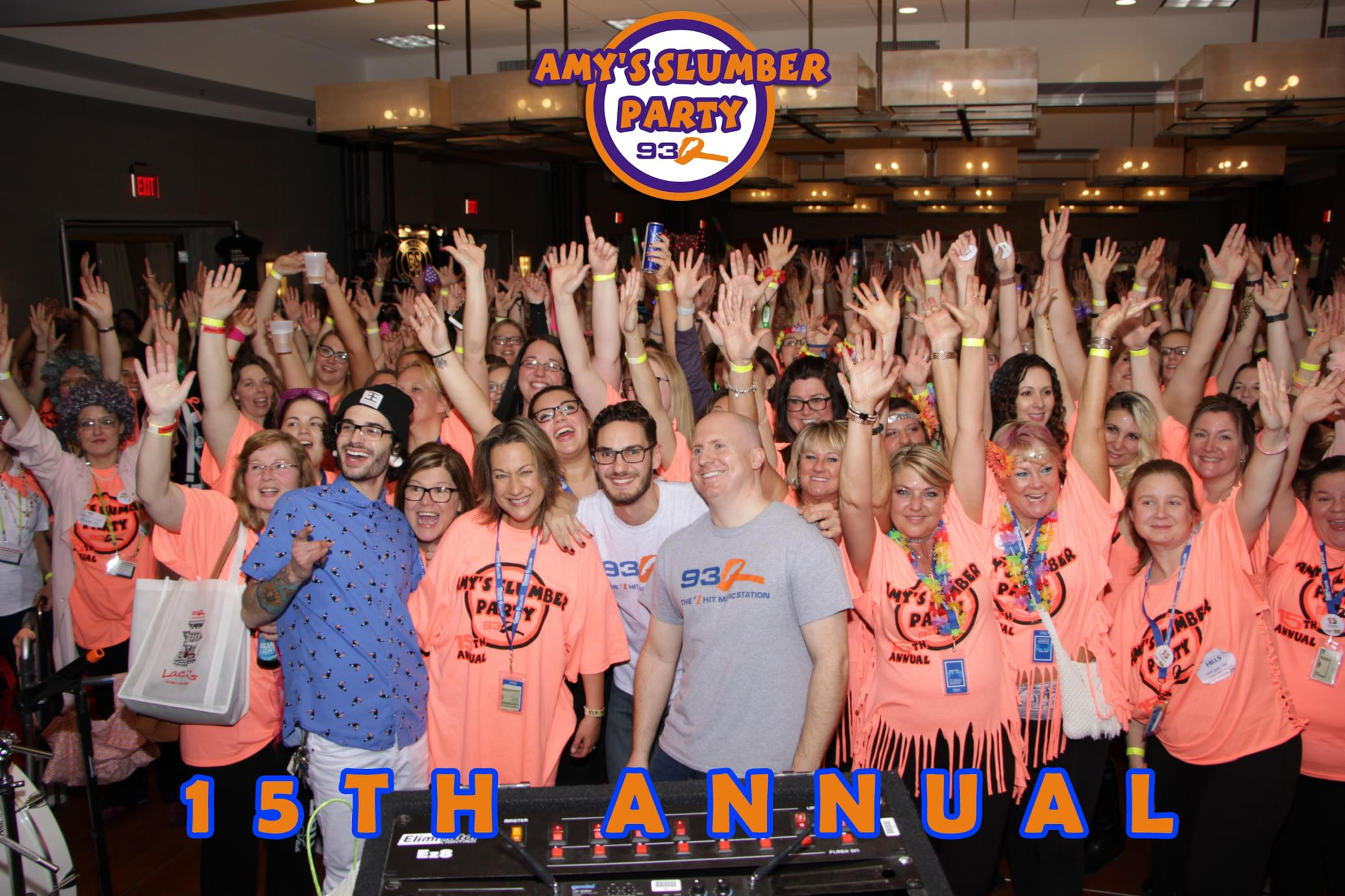[Photo Gallery] 15th Annual Amy's Slumber Party