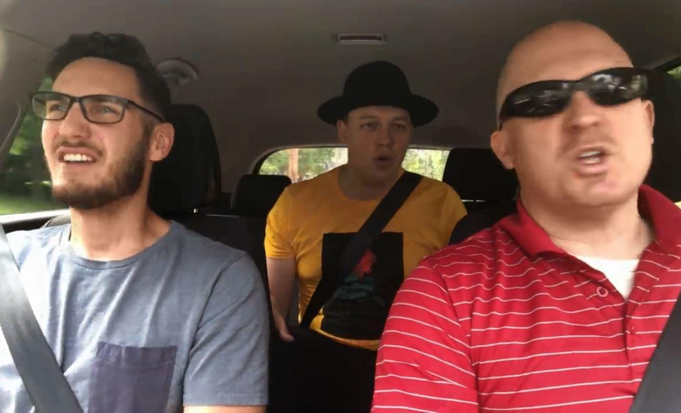 [WATCH] 93Q Summer Jam Car Jams   Kim Petras & The Shadowboxers