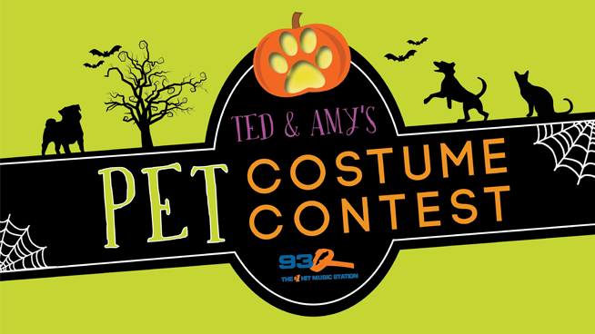 Ted & Amy's 2020 Pet Costume Contest Winners!
