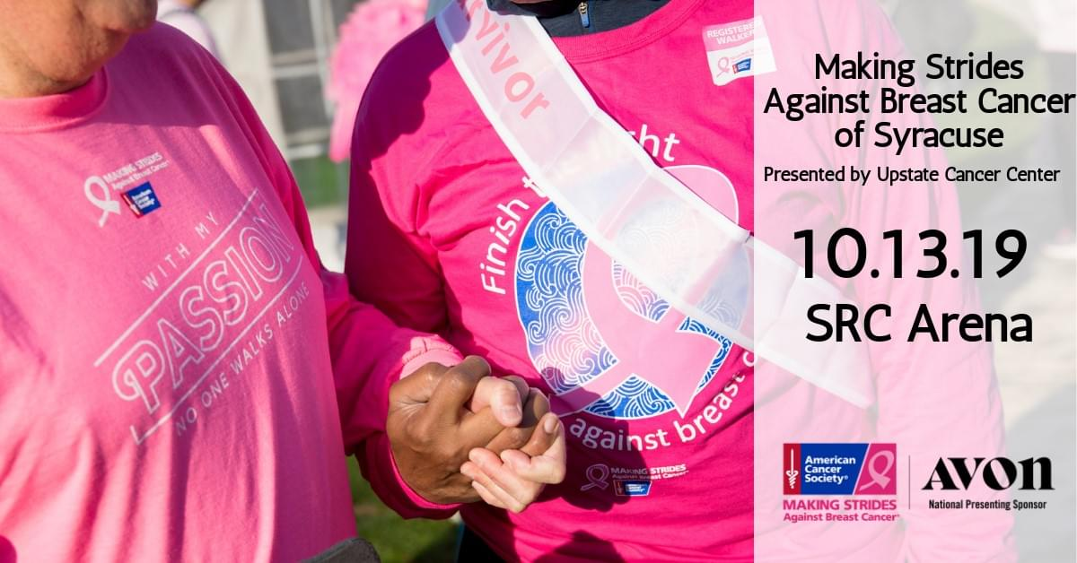 Making Strides of Syracuse | October 13th