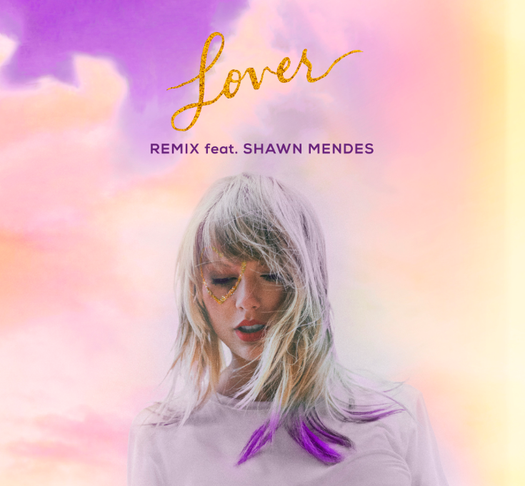 "Rick's Pick – Taylor Swift – ""Lover"" Remix Feat. Shawn Mendes"