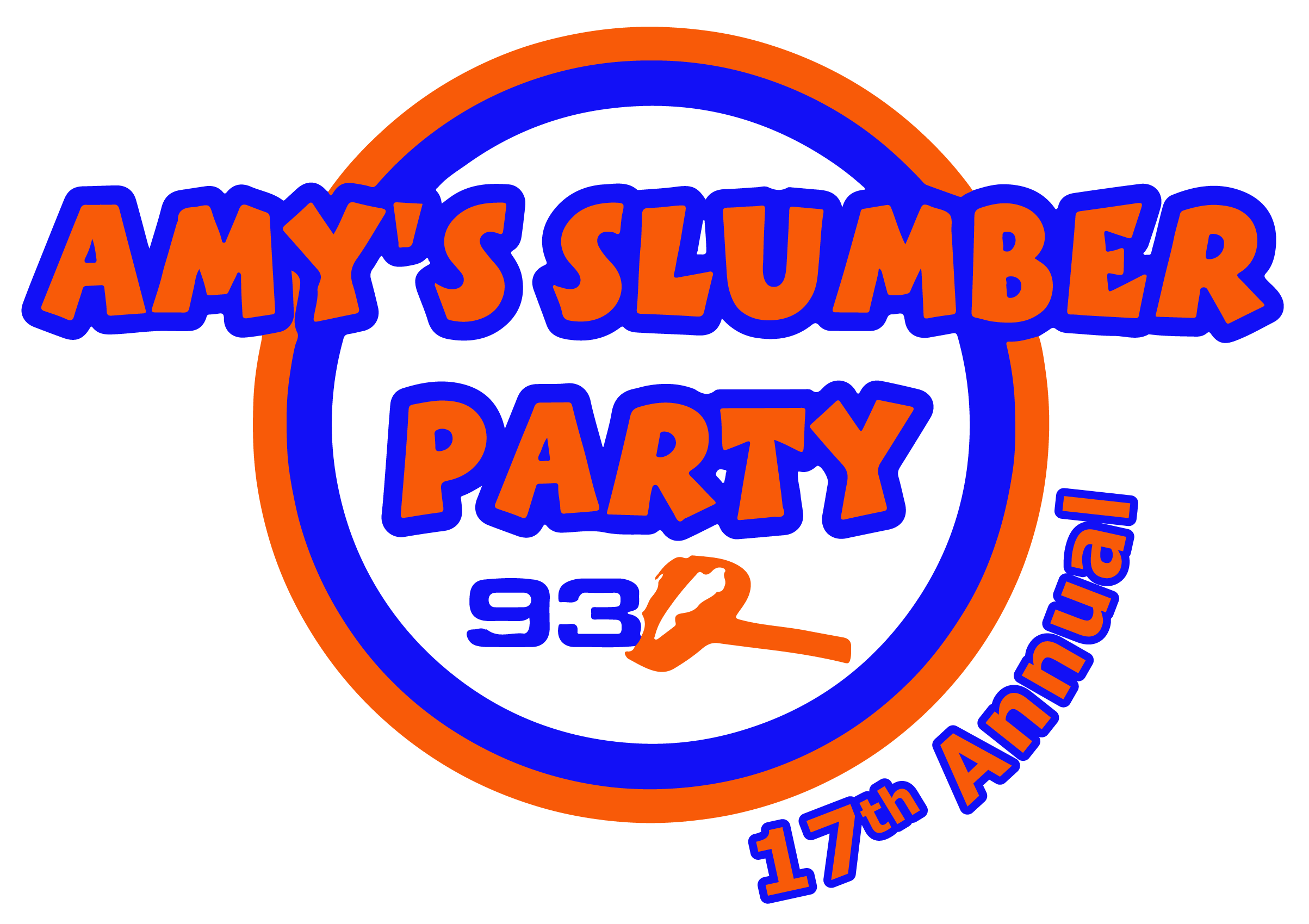 17th Annual Amy's Slumber Party | February 21st & 22nd