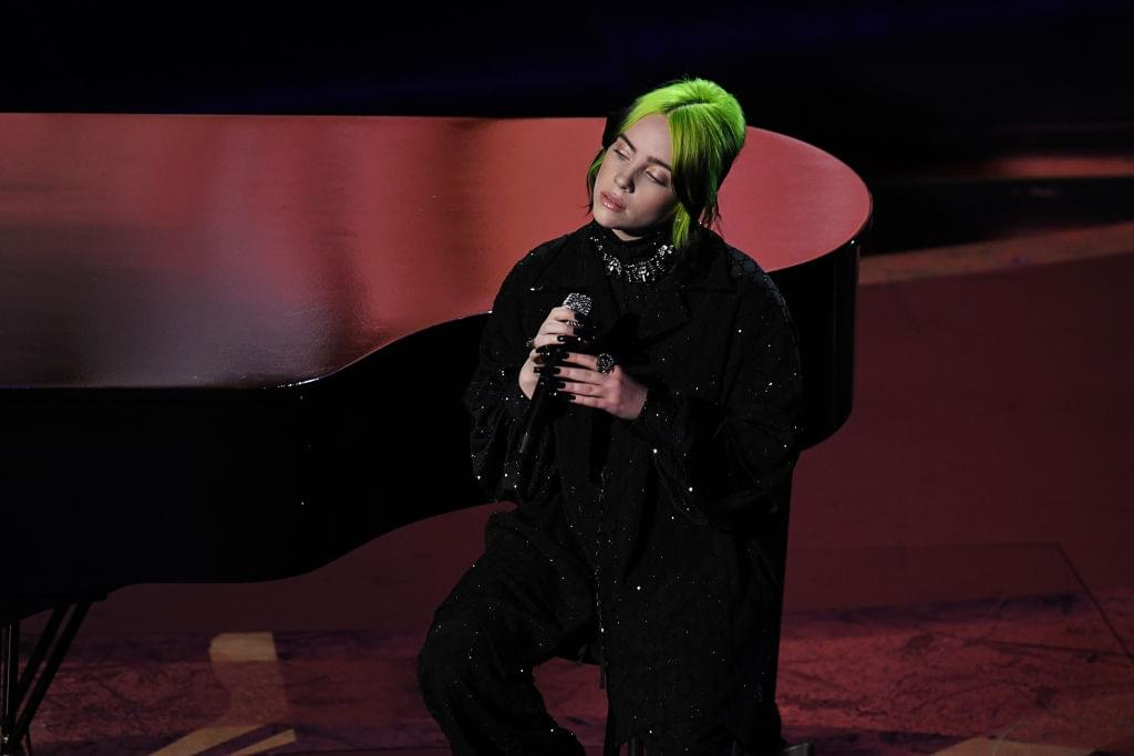 [WATCH] Billie Eilish performs 'Yesterday' at the Oscars