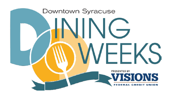 Downtown Syracuse Dining Weeks   February 17th – March 1st