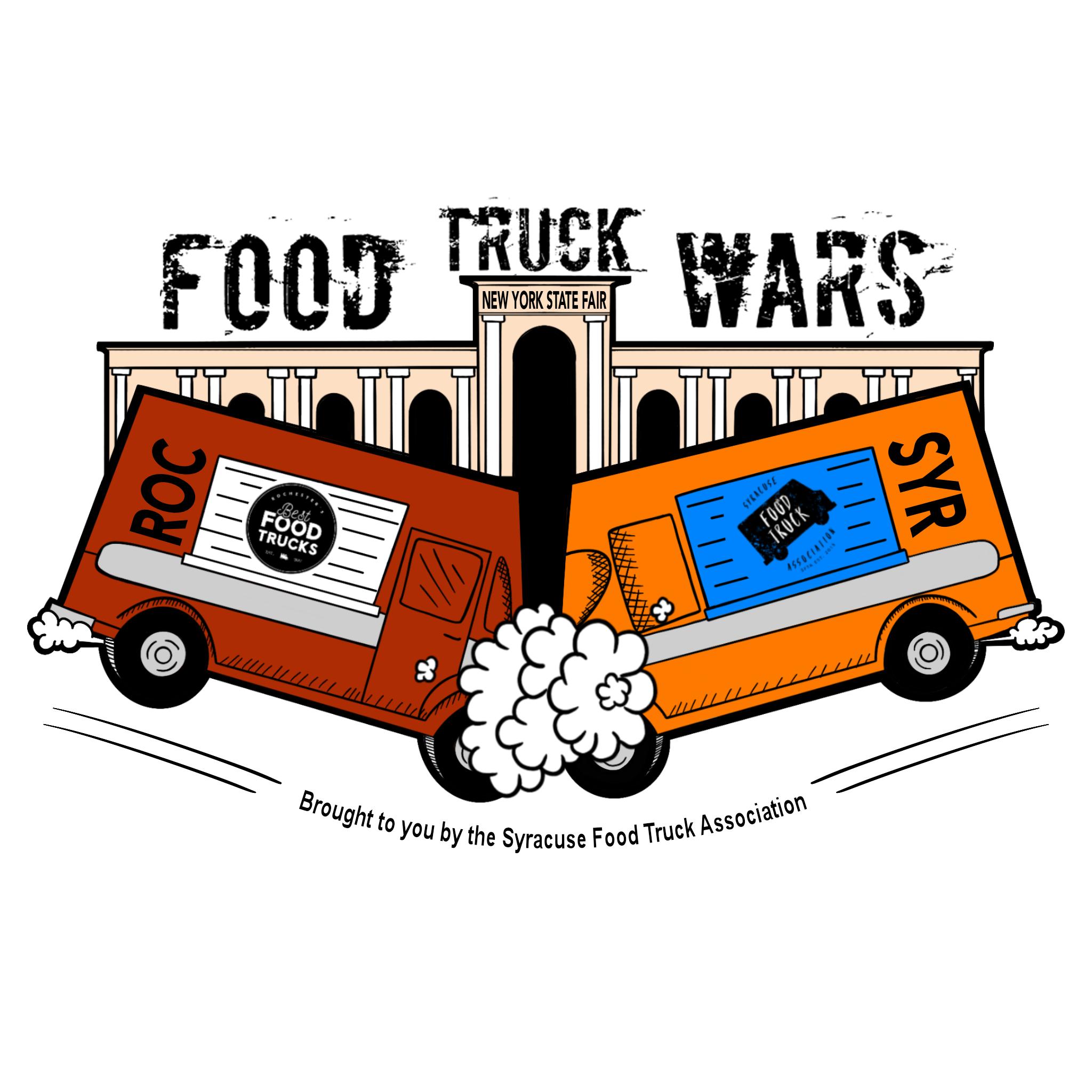 Food Truck Wars   May 30th