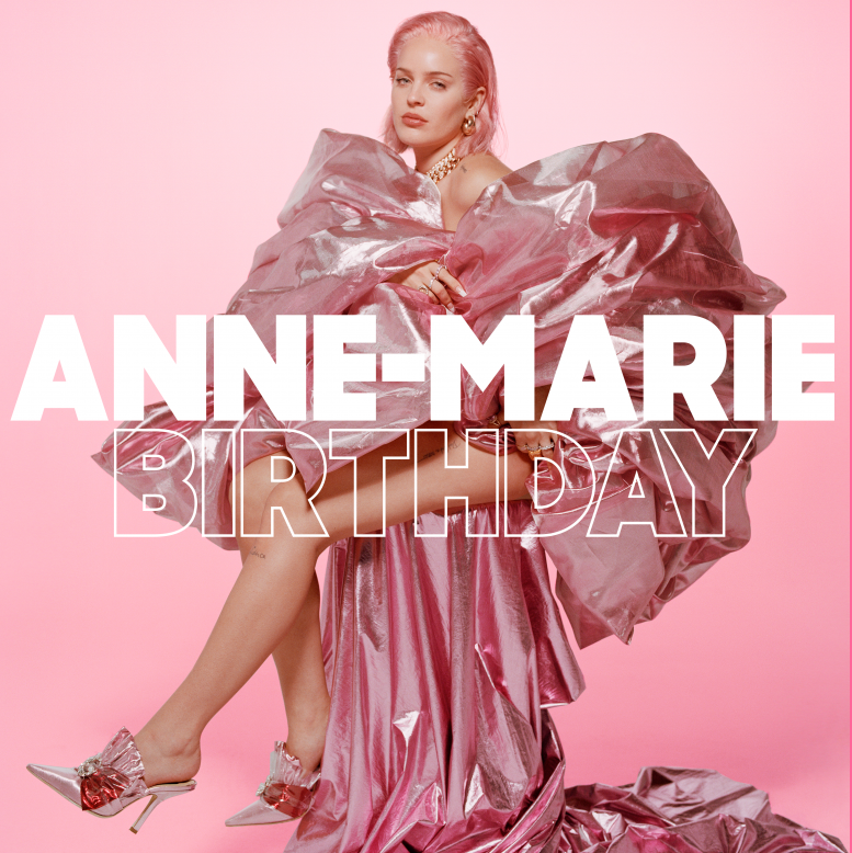 "Rick's Pick – Anne-Marie – ""BIRTHDAY"""