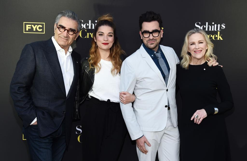 [WATCH] Someone made the 'Schitt's Creek' intro to the style of 'The Office' & more