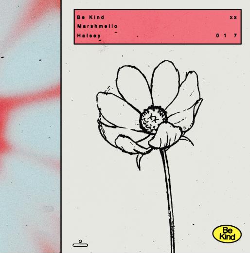 "Rick's Pick – Marshmello & Halsey – ""Be Kind"""