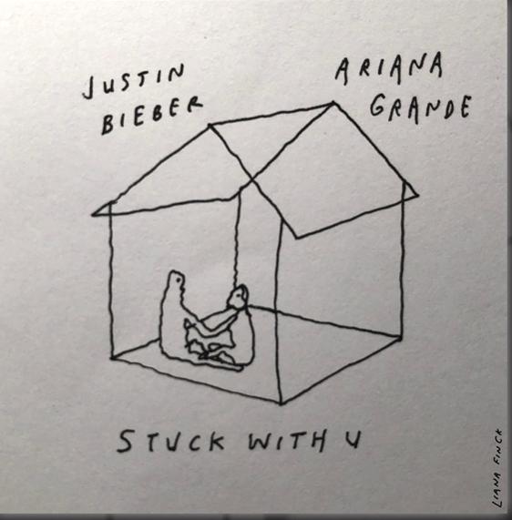 "Rick's Pick – Ariana Grande & Justin Bieber – ""Stuck with U"""