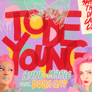 Rick's Pick – Anne-Marie – To Be Young (feat. Doja Cat)
