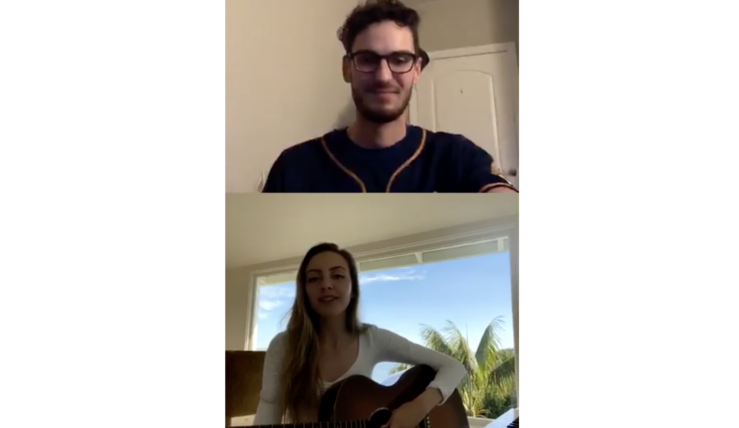 [WATCH] LIVVIA joins 93Q live on Instagram, Q+A/performance