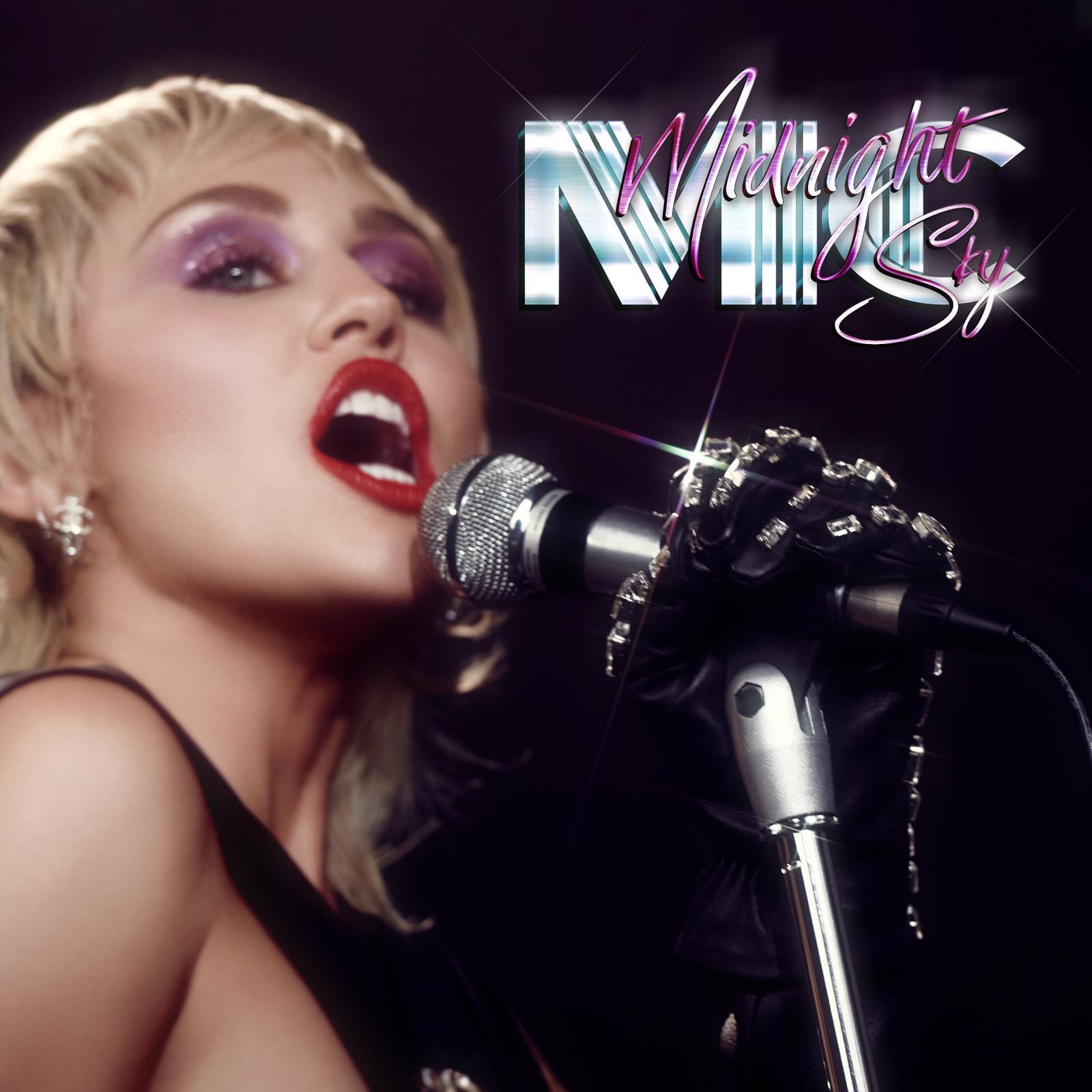 "Rick's Pick – Miley Cyrus – ""Midnight Sky"""