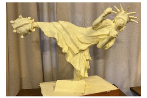 Congratulations to the Make Your Own Butter Sculpture Winners!