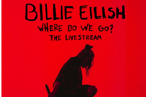 "Billie Eilish ""Where Do We Go"" Livestream Concert 