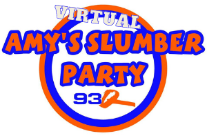 Amy's VIRTUAL 93Q Slumber Party