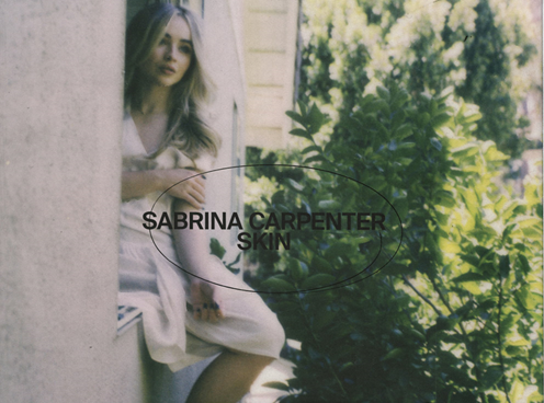 "Rick's Pick – Sabrina Carpenter – ""Skin"""