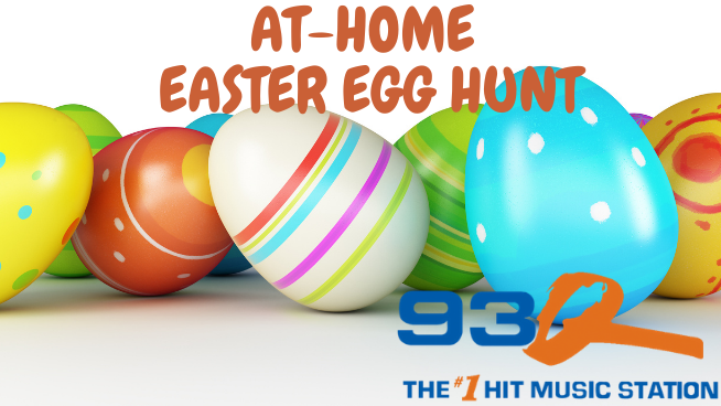 93Q At-Home Easter Egg Hunt | CONTEST