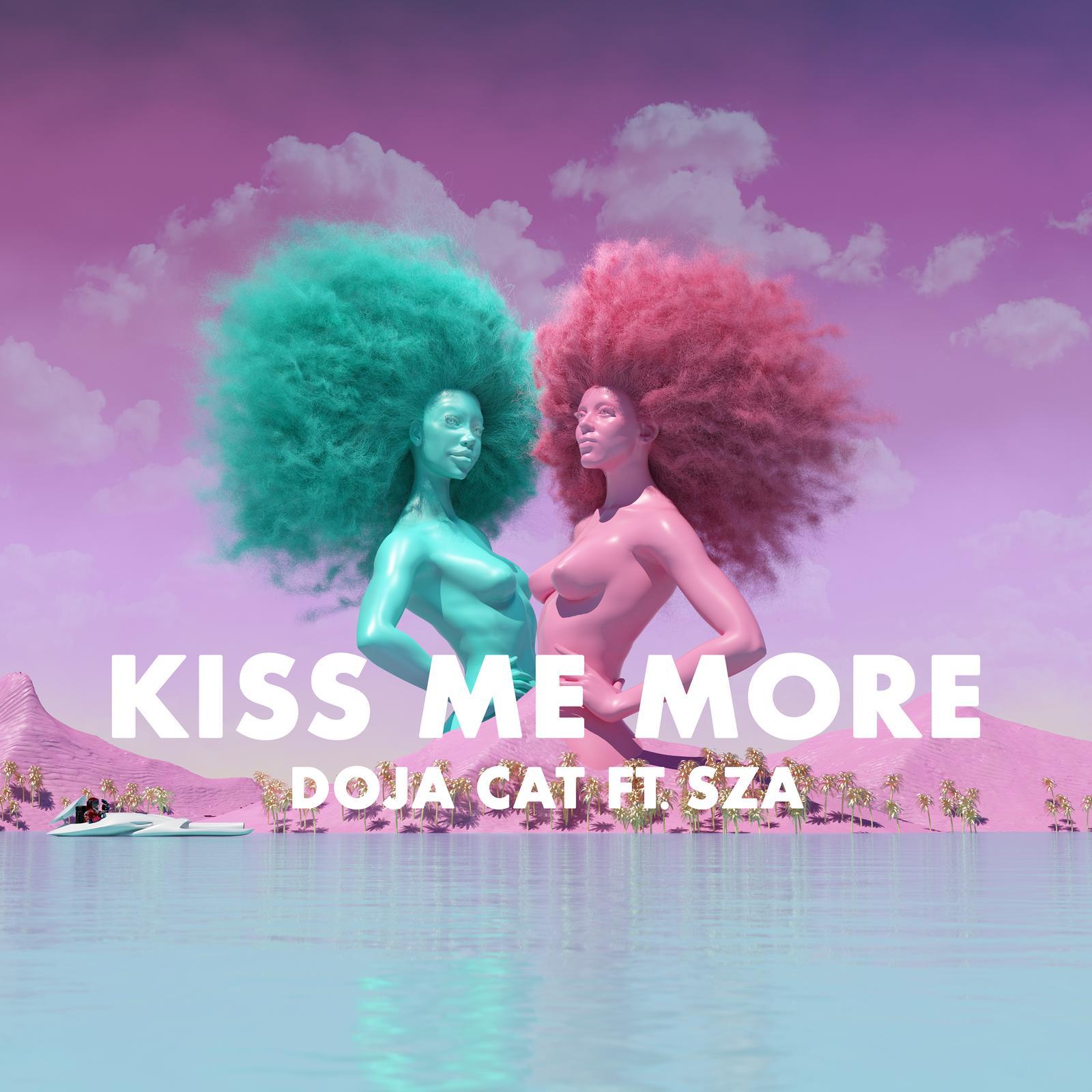 """Rick's Pick – Doja Cat – """"Kiss Me More"""" ft. SZA"""
