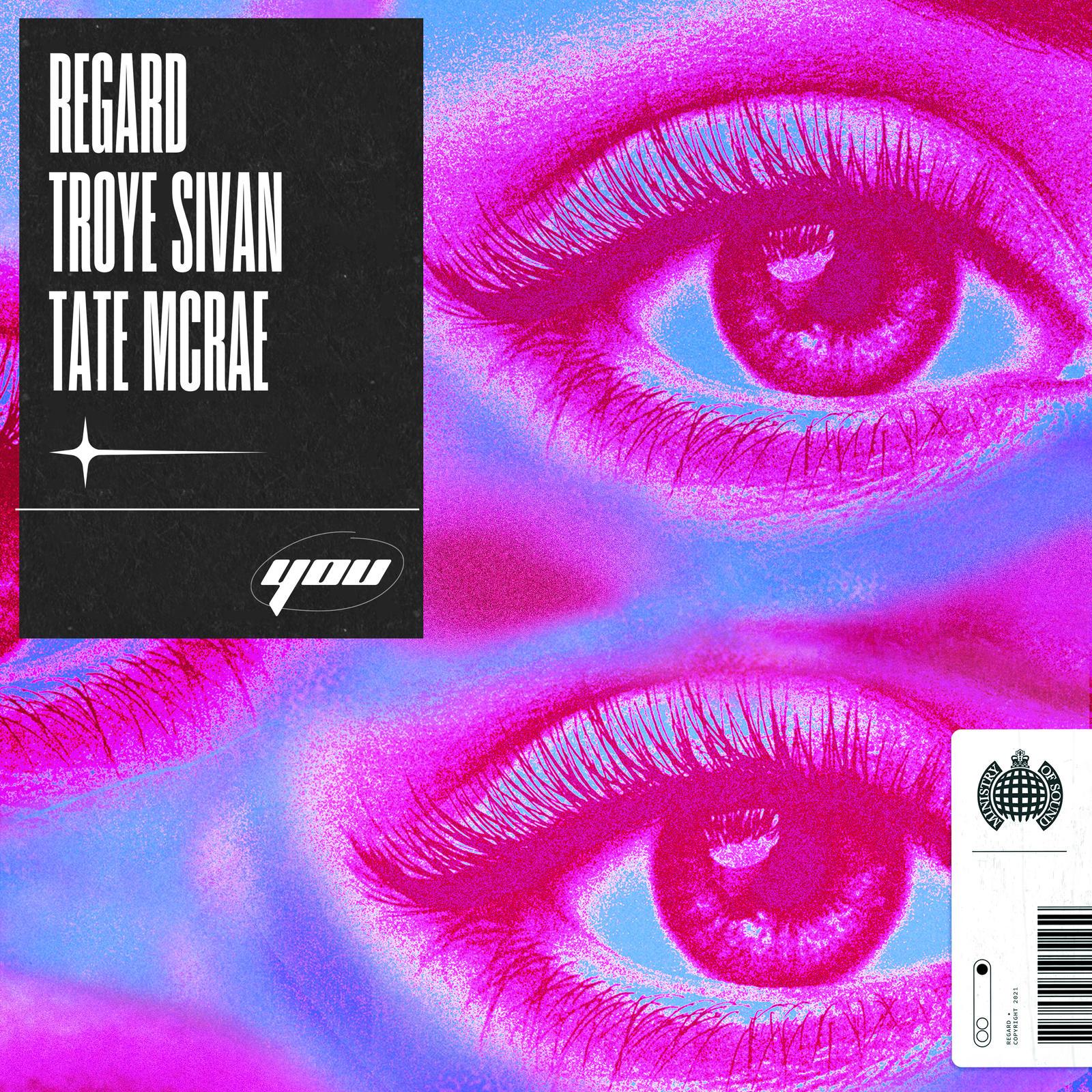 "Rick's Pick – Regard, Troye Sivan, Tate McRae – ""You"""