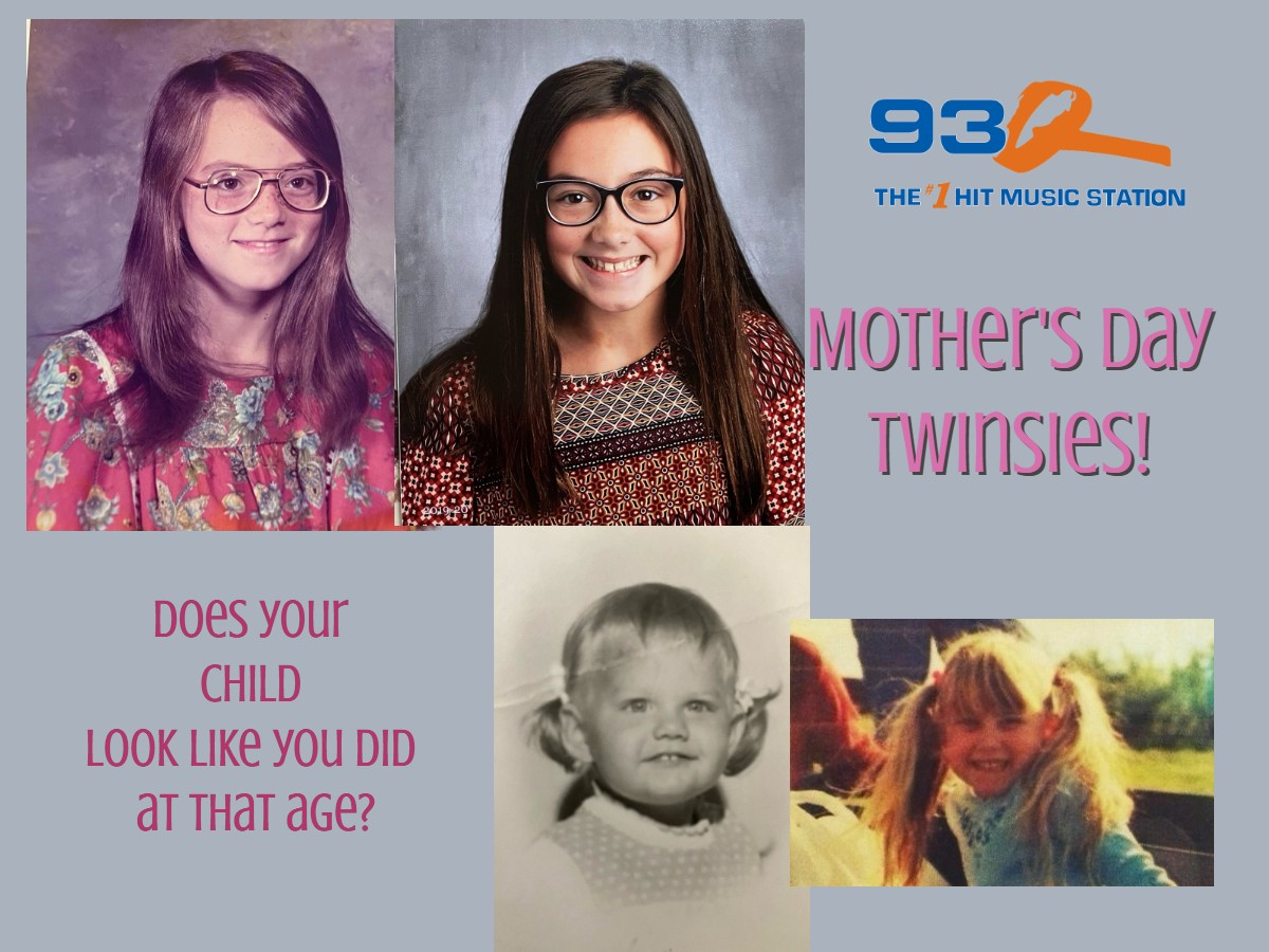 Mother Daughter Twinsies!   CONTEST