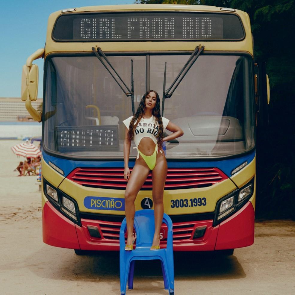"Rick's Pick – Anitta – ""Girl From Rio"""