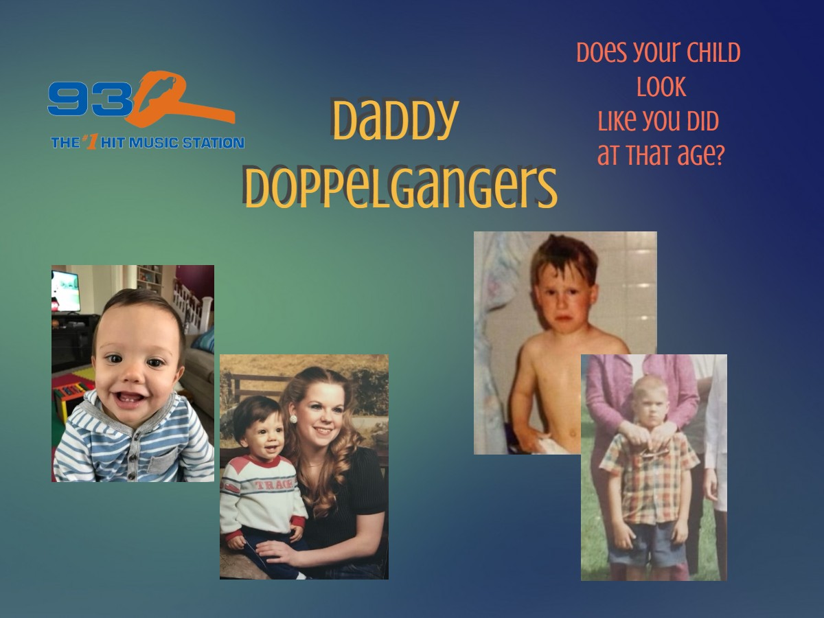 93Q Daddy Doppelgangers!
