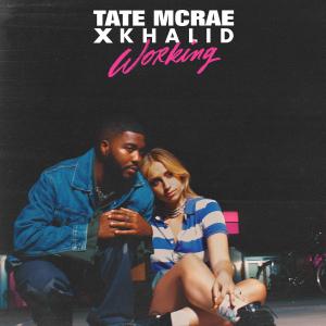 "Rick's Pick – Tate McRae, Khalid – ""working"""