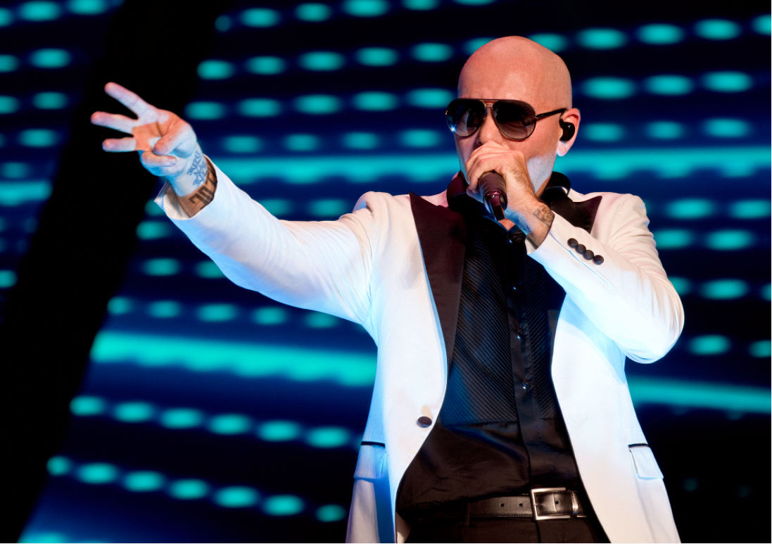 93Q Welcomes Pitbull to St. Joseph's Health Amphitheater at Lakeview | August 27th