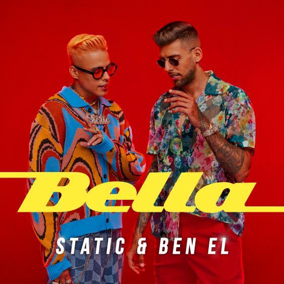 """Rick's Pick – Static & Ben El – """"Bella"""""""