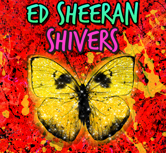 "Rick's Pick – Ed Sheeran – ""Shivers"""
