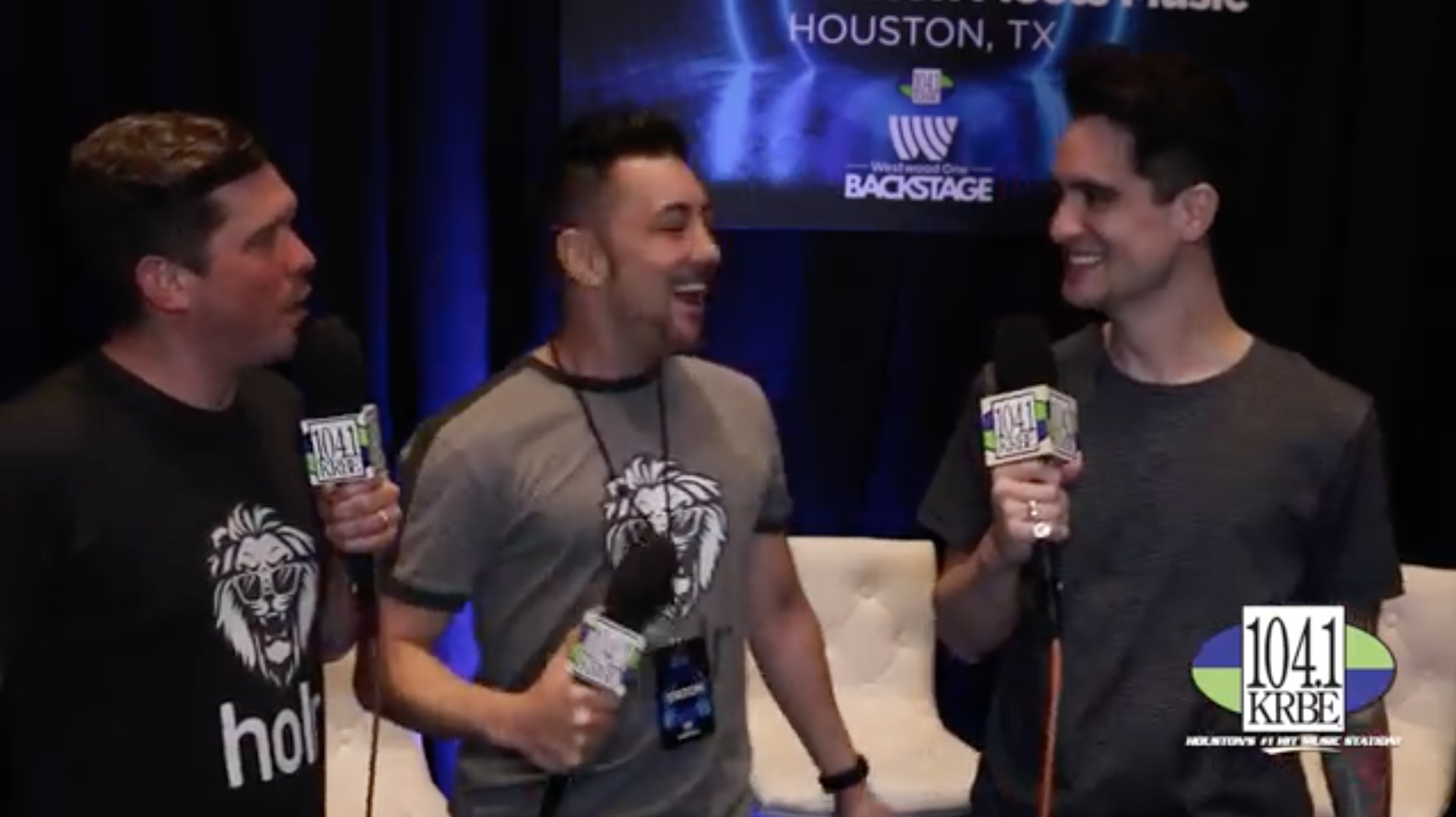 Special K & Kevin Quinn interview Brendon Urie at the 2019 BBMAs