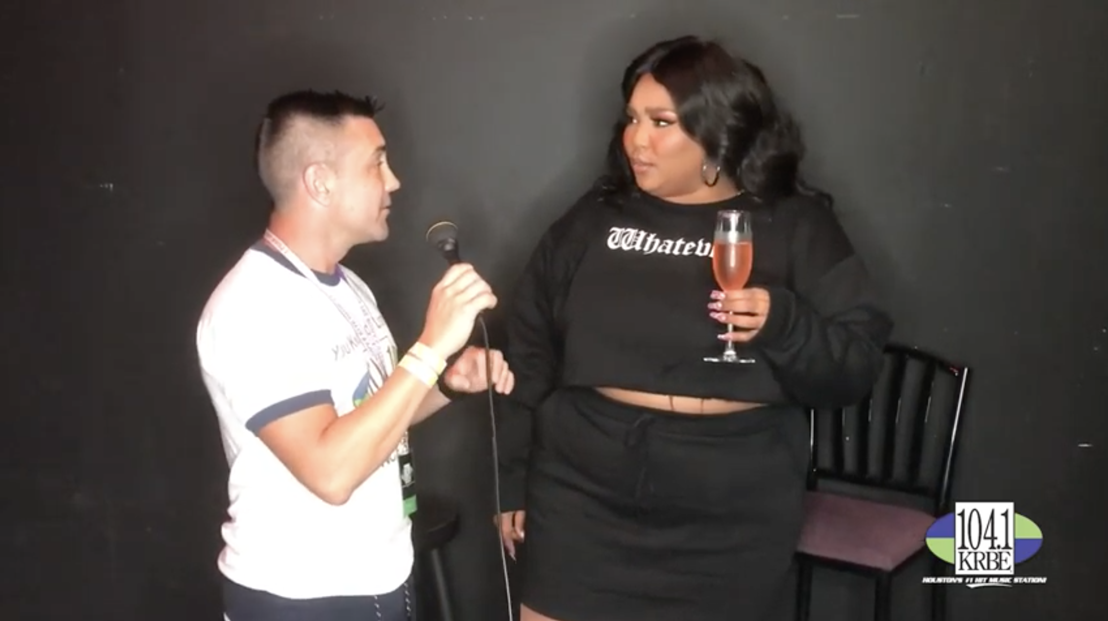 Special K talks with Lizzo about growing up in Houston